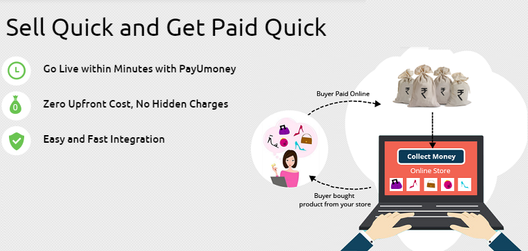 PayUmoney take online payments quickly