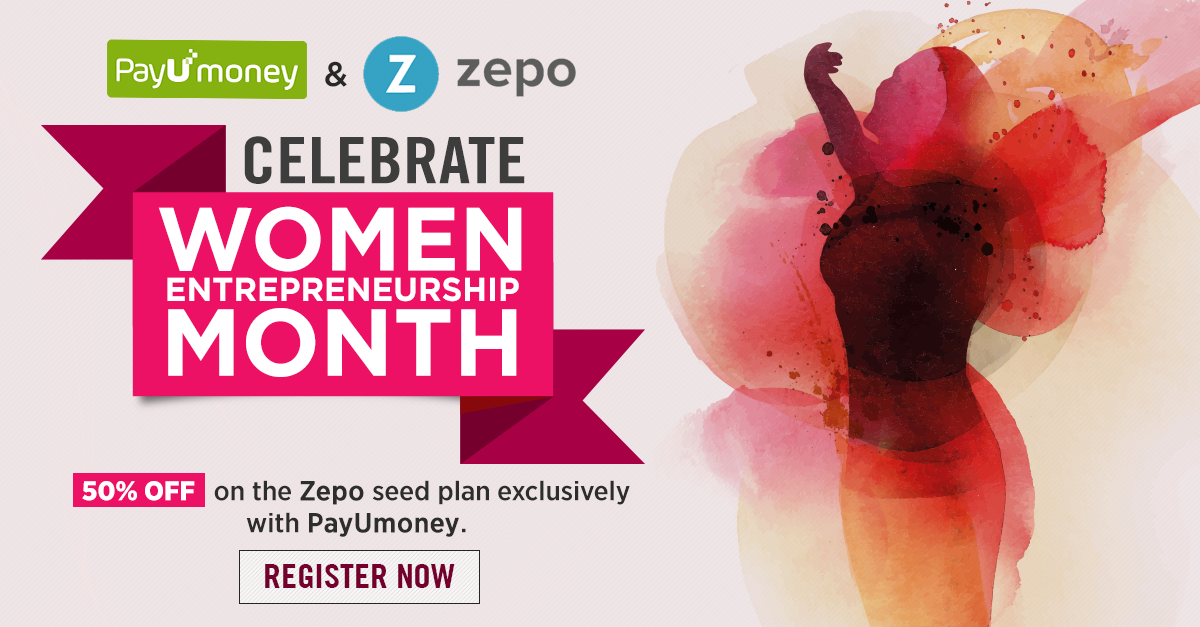 PayUmoney and Zepo Women Entrepreneurship Month