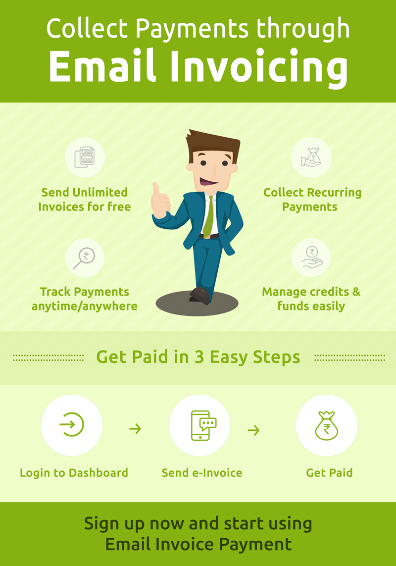 grow online collect payments through payumoney email invoicing