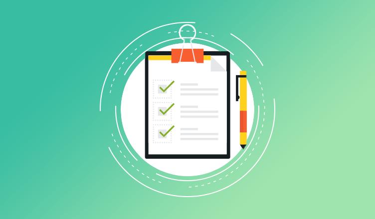 document checklist payment gateway