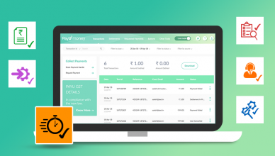 payumoney dashboard