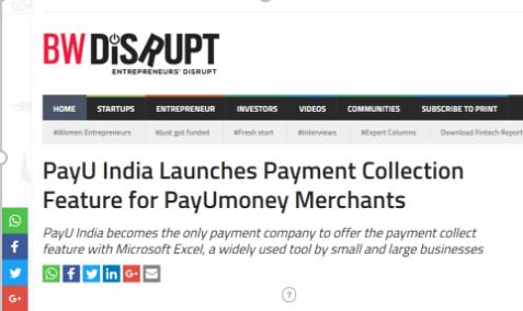 PayUmoney Payment Gateway Blog | Latest Payment Updates & Marketing Tips