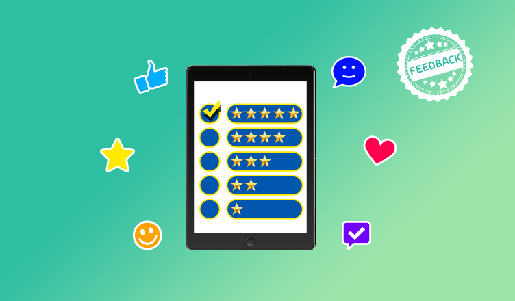 importance of customer feedback blog cover