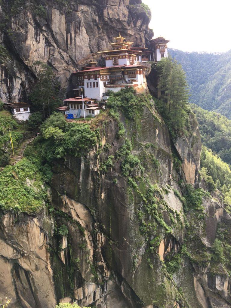 tiger's nest bhutan payu offsite