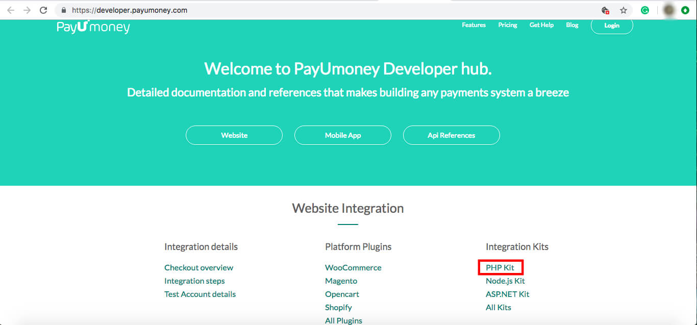PayUmoney Payment Gateway Integration in PHP Website - PayUmoney Blog