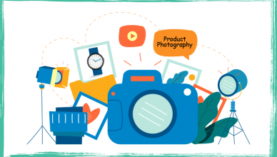 best practices of product photography