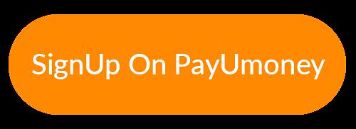 Signup On PayUmoney