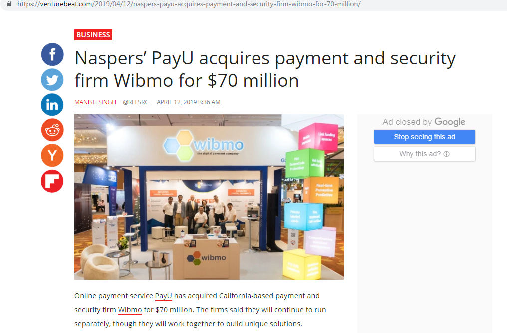 PayU_Acquires_Wibmo_Online_News
