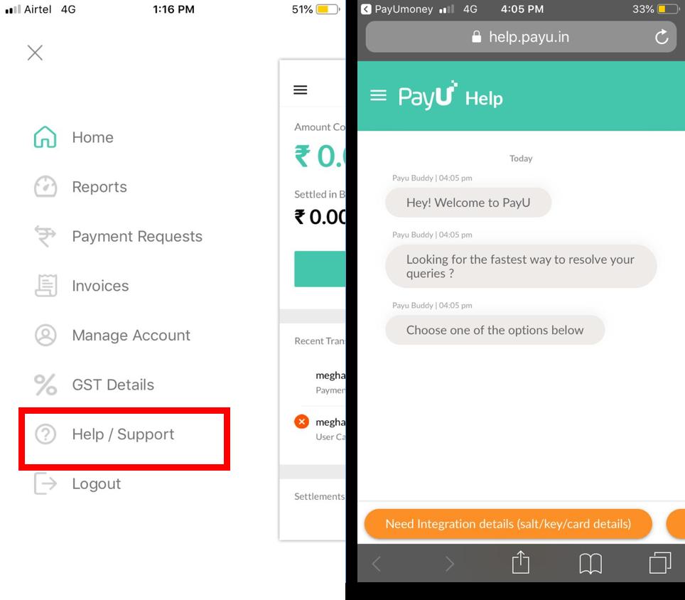 PayU_App_Help