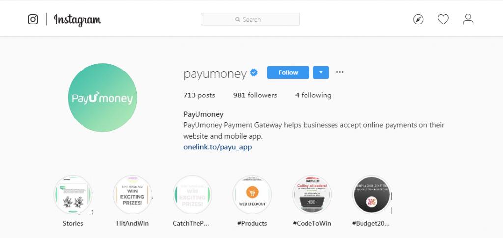 PayUmoney_Insta_Verification_Badge